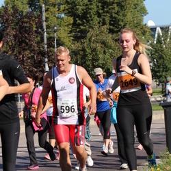 SEB Tallinna Maraton - Arttu Sadeharju (596), Sandra Saveljev (2649)