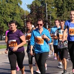 SEB Tallinna Maraton - Berit Mändmets (2911), Mirjam Dremljuga (3107)