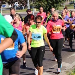 SEB Tallinna Maraton - Anna Svintitskaja (6069), Liliann Provornikov (14648)