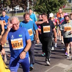 SEB Tallinna Maraton - Robert Knutas (3014), Ari Ollila (6576)