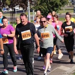 SEB Tallinna Maraton - Zaza Tsereteli (3890), Ari Ollila (6576)