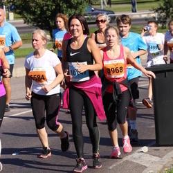 SEB Tallinna Maraton - Kirsikka Tuisk (3968), Andra Lehtmets (6584)