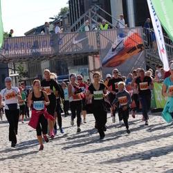SEB Tallinna Maraton - Anastasiia Plokhotniuk (2601), Kirsi-Pia Jaanisk (6241), Liisa Reimann (15151)