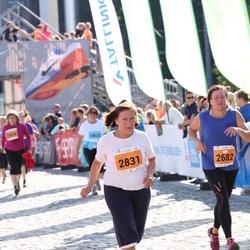 SEB Tallinna Maraton - Kristina Jonason (2682), Aet Jõgi (2831)