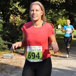 SEB Tallinna Maraton - Agnese Maskalane (694)