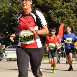 SEB Tallinna Maraton - Anna-Lena Berglund (2489)