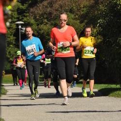 SEB Tallinna Maraton - Kati Tuokkola (1030), Olli Siren (1681), Anni Kivimägi (2321)