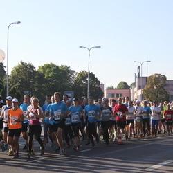 SEB Tallinna Maraton - Caisa-Merili Mõik (834), Anu Toodu (1237), Teedu Pedaru (2214)