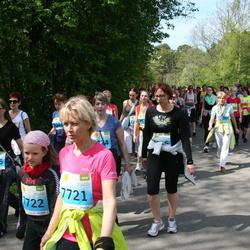 SEB Maijooks - Marge Puuder (7625), Aili Allmäe (7721), Anna Rika Kizant (7722)