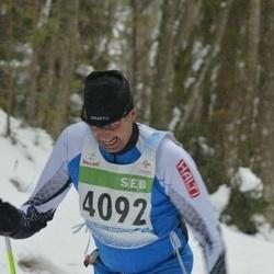 41. Tartu Maraton - Erkki Mäkinen (4092)