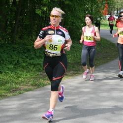 SEB Maijooks - Annika Talvar (82), Maris Aagver (86), Jana Balodis (487)