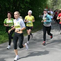 SEB Maijooks - Mai Leemet (919), Marika Roopärg (1157), Kristiina Jors (2202), Briti Klimberg (2641)