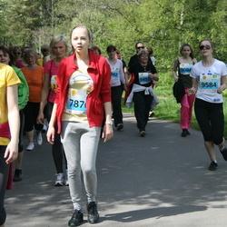 SEB Maijooks - Laura Merendi (7876), Katrin Vasemägi (8796), Ira Jurova (9094), Arpik Sidakova (9584)