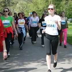 SEB Maijooks - Olga Samuilik (7242), Laura Merendi (7876), Ira Jurova (9094), Arpik Sidakova (9584), Helen Tanner (10003), Marianne Kase (11163)