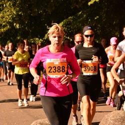 SEB Tallinna Maraton - Andra Rannik (2388), Signe Liblikmann (3908)