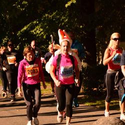SEB Tallinna Maraton - Arle Lehtmets (2083), Grethe Nõlvaku (12050)