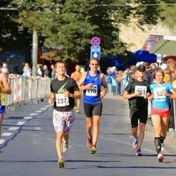 SEB Tallinna Maraton - Ülari Alamets (170), Andres Kaldvee (237), Anatoli Klisheuski (778)