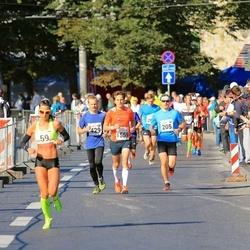 SEB Tallinna Maraton - Gaspar Sukk (205), Christian Gunnarsson (429), Mikko Hartman (1559)