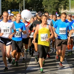 SEB Tallinna Maraton - Vahur Lukin (453), Alexander Plaikner (532), Mikk Talvik (891), Alo Martinson (1621), Andres Kaar (2032)
