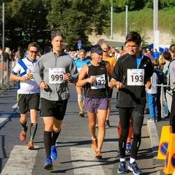 SEB Tallinna Maraton - Henri Saxén (193), Artturi Kivinen (999), Harri Sassi (2132)