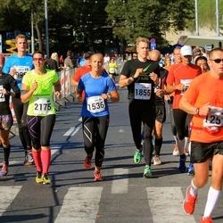 SEB Tallinna Maraton - Anni Laakso (1536), Jukka Sadeharju (1855), Anni Liukka (2175)