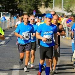 SEB Tallinna Maraton - Arles Taal (1783), Marius Pihlak (2207)