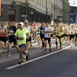 SEB Tallinn Marathon - Alar Savastver (18), Peep Leino (44), Taavi Valgmäe (46), Illimar Born (50), Ats Kask (51)