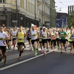 SEB Tallinn Marathon - Alar Savastver (18), Alar Abram (39), Peep Leino (44), Taavi Valgmäe (46), Illimar Born (50), Alari Remmelg (54), Romet Raun (260)