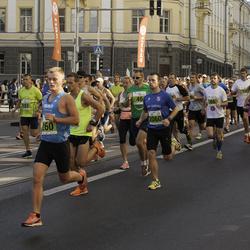 SEB Tallinn Marathon - Alar Savastver (18), Timo Lomp (2060)