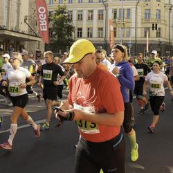 SEB Tallinna Maraton - Age Jakobson (674), Aivar Oja (1373)
