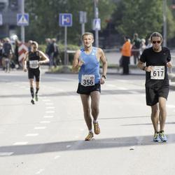 SEB Tallinna Maraton - Brets Pirtnieks (356), Kain Väljaots (617)