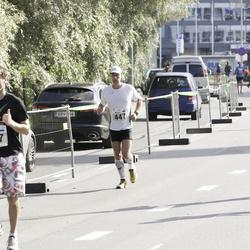 SEB Tallinna Maraton - Andres Kaldvee (237), Brets Pirtnieks (356), Meelis Rink (447)