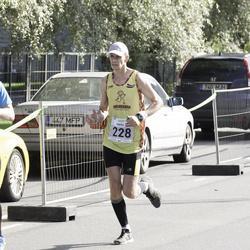 SEB Tallinna Maraton - Andris Leja (228), Anssi Paalanen (411)