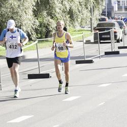 SEB Tallinna Maraton - Arnold Laasu (98), Tommi Kulmala (412)
