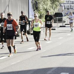 SEB Tallinna Maraton - Heigo Saar (260), Brit Rammul (401), Aleksei Tereštšenkov (790)
