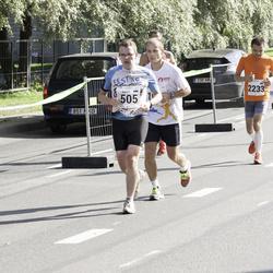 SEB Tallinna Maraton - Maido Janke (505), Arno Vaik (2233)