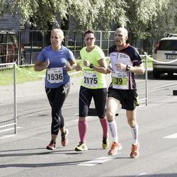 SEB Tallinna Maraton - Alar Abram (39), Anni Laakso (1536), Anni Liukka (2175)
