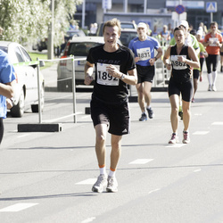 SEB Tallinna Maraton - Ari Tanskanen (1892)