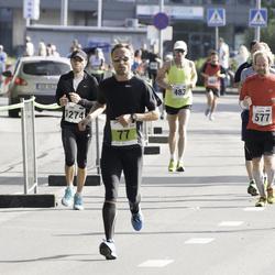 SEB Tallinna Maraton - Alo Kelder (77), Bjorn Rogde (577), Filippo Bozza (1876)