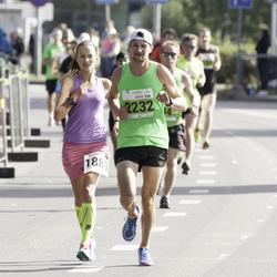 SEB Tallinna Maraton - Evgeniya Rumyantseva (1889), Arttu Aaltonen (2232)