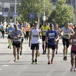 SEB Tallinna Maraton - Tuomas Riekkinen (860), Zaira Sorokina (1543), Aleksei Harkin (1660), Urmas Rebane (2122), Artsemi Kalahryu (2189)