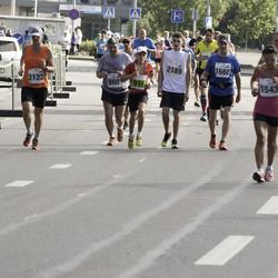 SEB Tallinna Maraton - Tuomas Riekkinen (860), Aleksei Harkin (1660), Urmas Rebane (2122), Artsemi Kalahryu (2189)