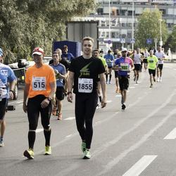 SEB Tallinna Maraton - Jukka Hakala (515), Alexander Plaikner (532), Jukka Sadeharju (1855)