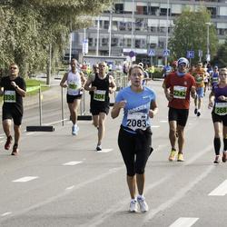 SEB Tallinna Maraton - Sander Parts (204), Aulikki Leivo (268), Jan Sinisalo (338), Anna Strömberg (2083), Tiit Karja (2242)