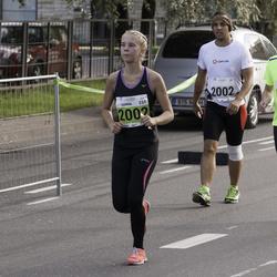SEB Tallinna Maraton - Hanna Vahter (2002), Andre Lall (2002), Bernhards Blumbergs (2927)