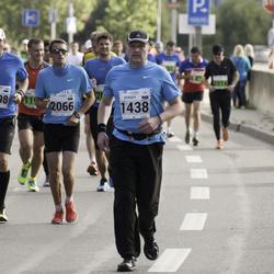 SEB Tallinna Maraton - Margus Randmäe (1298), Sergey Mankevich (1438), Ago Saluveer (2066)