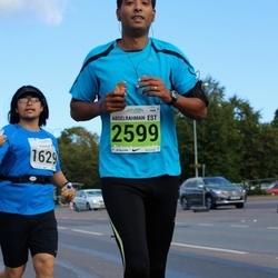 SEB Tallinna Maraton - Abdelrahman Elbayrekdar (2599)