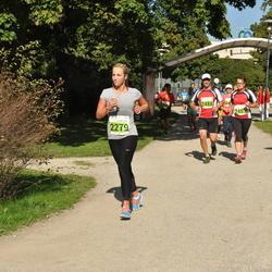SEB Tallinna Maraton - Susan Keinast (2279), Ricky Berglund (2488), Anna-Lena Berglund (2489)