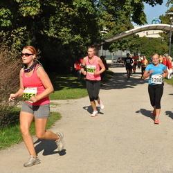 SEB Tallinna Maraton - Britt Pellä (1208), Maria Jufereva (1901), Minna Rajala (2597)