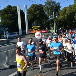 SEB Tallinna Maraton - Alexander Plaikner (532), Andres Kaar (2032)